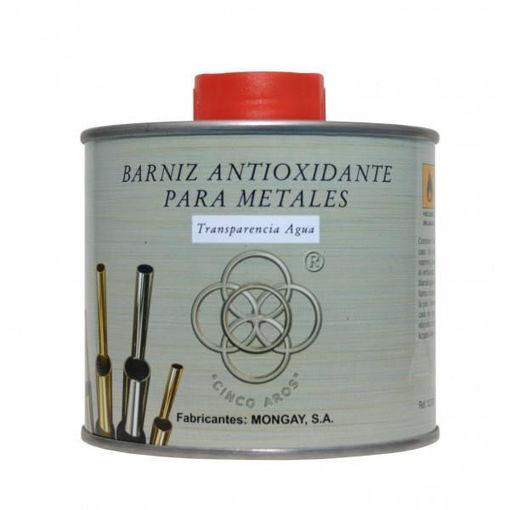 Imagen de BARNIZ ANTIOXIDANTE METALES 1L