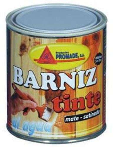 Imagen de BARNIZ TINTE SATINADO 375ML