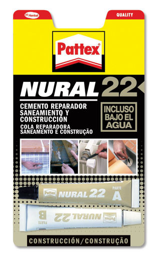 Imagen de NURAL 22 26CC TUBO
