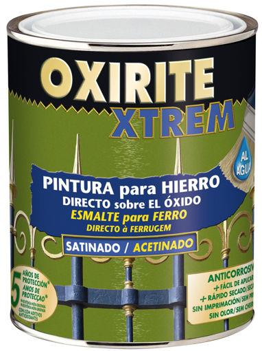 Imagen de OXIRITE XTREM SATINADO 4L