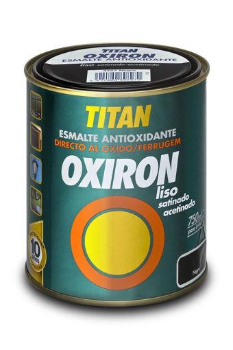 Imagen de OXIRON EFECTO FORJA LISO SATINADO 750ML