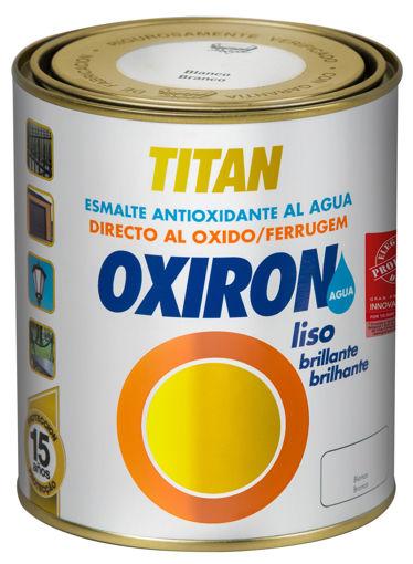 Imagen de OXIRON LISO AL AGUA BRILLO 750ML