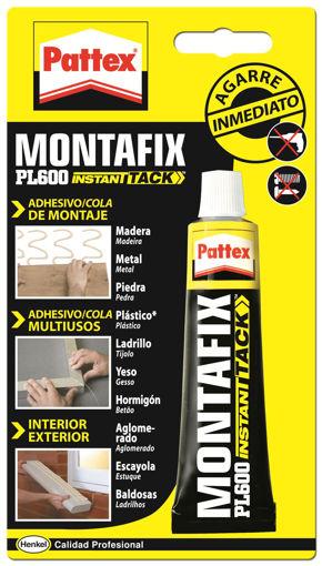 Imagen de PATTEX MONTAFIX