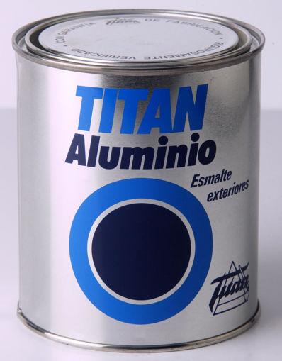 Imagen de TITAN ALUMINIO EXTERIORES 125M
