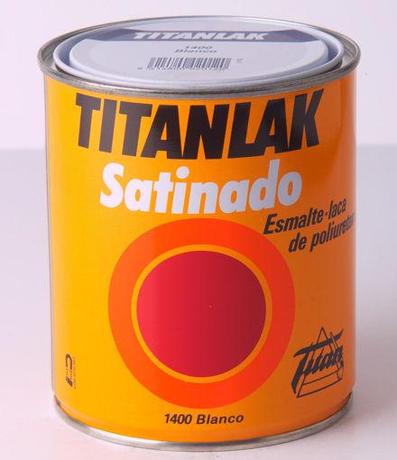 Imagen de TITANLAK SATINADO 4L