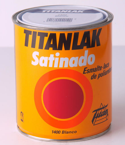 Imagen de TITANLAK SATINADO 750ML