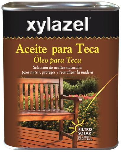 Imagen de XYLAZEL ACEITE TECA 750ML