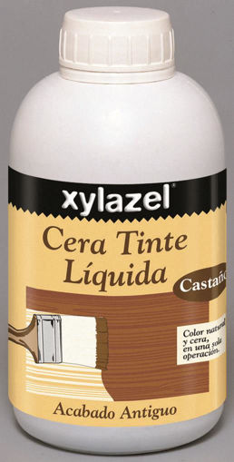 Imagen de XYLAZEL CERA TINTE LIQUIDA 750ML