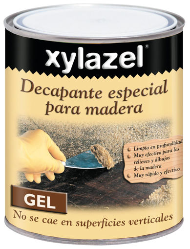 Imagen de XYLAZEL DECAPANTE MADERA 750ML