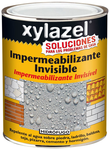 Imagen de XYLAZEL IMPERMEABILIZANTE INVISIBLE